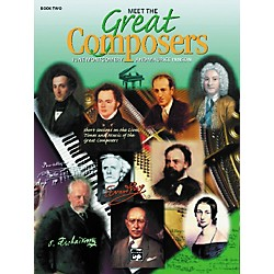 Alfred Meet the Composers 2 CD Classroom Kit (00-17389)