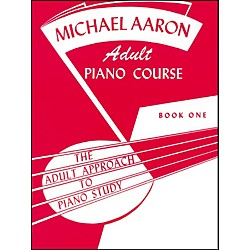 Alfred Michael Aaron Adult Piano Course Book 1 (00-11006)