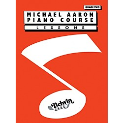 Alfred Michael Aaron Piano Course Lessons Grade 2 (00-11002A)