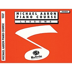 Alfred Michael Aaron Piano Course Lessons Primer Primer (00-11008A)