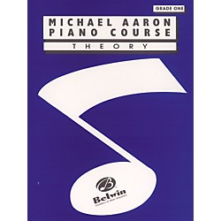 Alfred Michael Aaron Piano Course Theory Grade 1 (00-11001TH)