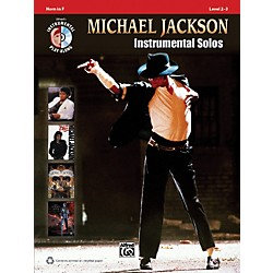 Alfred Michael Jackson Instrumental Solos Horn in F Book & CD (00-37193)