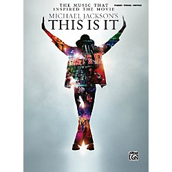 Alfred Michael Jackson's This Is It (Music Book) (322309)