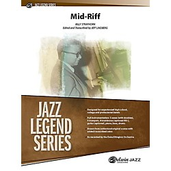 Alfred Mid-Riff Jazz Band Grade 5 Set (00-42591)