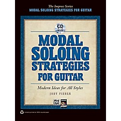 Alfred Modal Soloing Strategies for Guitar Book & CD (00-35461)