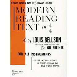 Alfred Modern Reading Text in 4/4 (00-HAB00003)