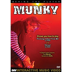Alfred Munky - Behind the Player (89-31340)