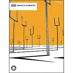 Alfred Muse - Origin of Symmetry Guitar TAB Book (12-0571535917)