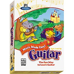Alfred Music Made Easy Guitar (CD-ROM) (00-22610)