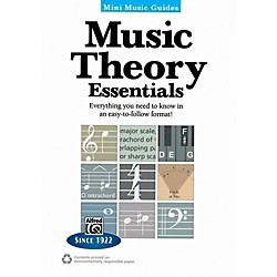 Alfred Music Theory Essentials Mini Music Guides Book (00-41042)