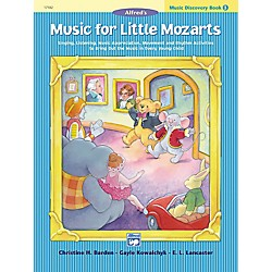 Alfred Music for Little Mozarts: Music Discovery Book 3 (00-17182)