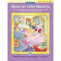 Alfred Music for Little Mozarts: Music Discovery Book 4 (00-17188)