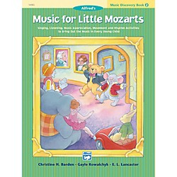 Alfred Music for Little Mozarts Music Discovery Book 2 (00-14583)