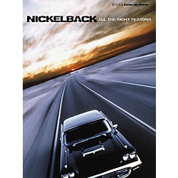 Alfred Nickelback All Right Reasons Guitar Tab Songbook (699966)