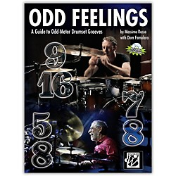 Alfred Odd Feelings Drum Set Book & CD (00-40943)