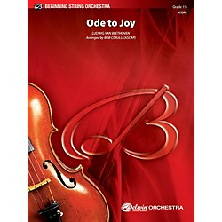 Alfred Ode to Joy String Orchestra Grade 1 Set (00-41177)
