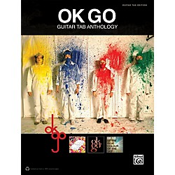 Alfred Ok Go Guitar TAB Anthology (00-35050)