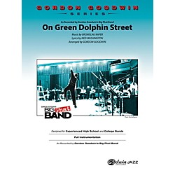 Alfred On Green Dolphin Street Gordon Goodwin Jazz Band Grade 6 Set (00-40372)