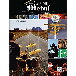 Alfred On The Beaten Path: Metal - The Drummer's Guide (Book/CD) (00-32014)