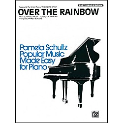 Alfred Over the Rainbow (from The Wizard of Oz) Easy Piano (00-T8785OEP)