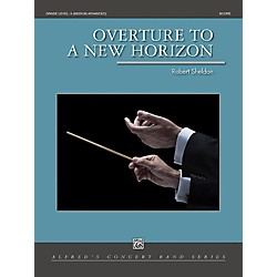 Alfred Overture to a New Horizon Concert Band Grade 4 Set (00-41955)