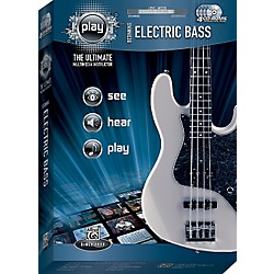 Alfred PLAY Series  Beginning Electric Bass CD-ROM (00-34127)