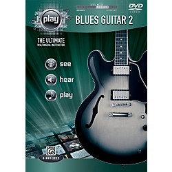 Alfred PLAY Series  Blues Guitar 2 DVD (00-34185)