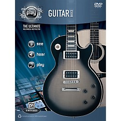 Alfred PLAY Series  Guitar Basics Book & DVD (00-34171)