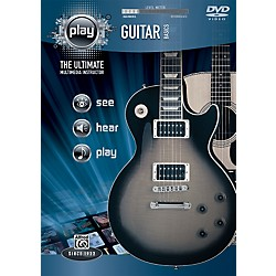 Alfred PLAY Series  Guitar Basics DVD (00-34169)