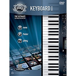 Alfred PLAY Series Keyboard Basics Book & DVD (00-34211)