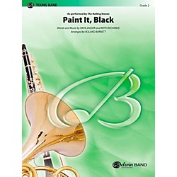 Alfred Paint It Black Concert Band Level 2 Set (00-42190)