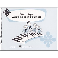 Alfred Palmer-Hughes Accordion Course Book 1 (00-202)