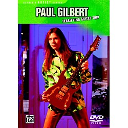 Alfred Paul Gilbert - Terrifying Guitar Trip DVD (00-26484)