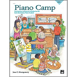 Alfred Piano Camp Book 1 (00-14554)