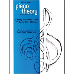 Alfred Piano Theory Level 1 (00-FDL00317)