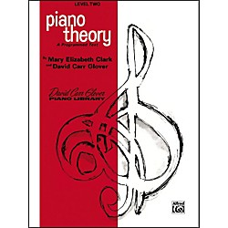 Alfred Piano Theory Level 2 (00-FDL00321)