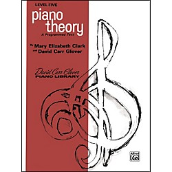 Alfred Piano Theory Level 5 (00-FDL00469)