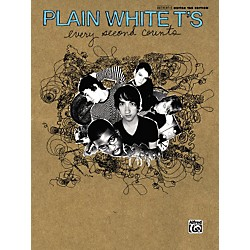 Alfred Plain White T's - Every Second Counts Guitar Tab Book (700625)