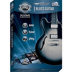 Alfred Play Series Beginning Blues Guitar (CD-ROM) (00-34121)