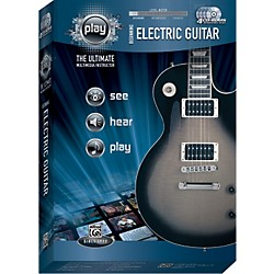 Alfred Play Series Beginning Electric Guitar (CD-ROM) (00-34124)