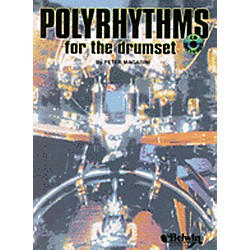 Alfred Polyrhythms for the Drumset (Book/CD) (00-EL9591CD)