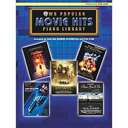 Alfred Popular Piano Library Movie Hits Level 4 Level 4 Book Only (00-ELM04003)