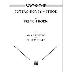 Alfred Pottag-Hovey Method for French Horn Book I (00-EL00073)