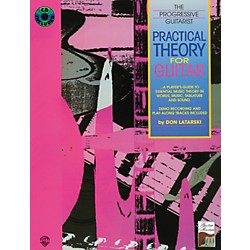 Alfred Practical Theory for Guitar Book/CD (00-F3339GTXCD)