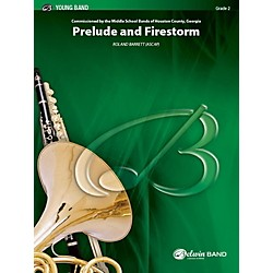 Alfred Prelude and Firestorm Concert Band Grade 2 Set (00-42171)