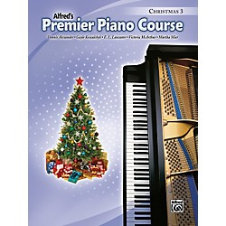 Alfred Premier Piano Course Christmas Book 3 (00-32817)