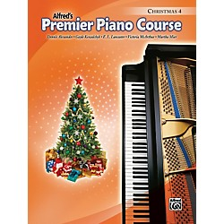 Alfred Premier Piano Course Christmas Book 4 (00-32818)