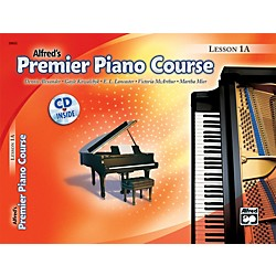 Alfred Premier Piano Course Lesson Book 1A  Book 1A & CD (00-20652)