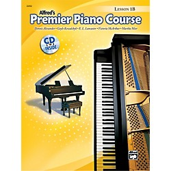 Alfred Premier Piano Course Lesson Book 1B Book 1B & CD (00-22352)