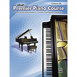 Alfred Premier Piano Course Lesson Book 2A (00-23264)